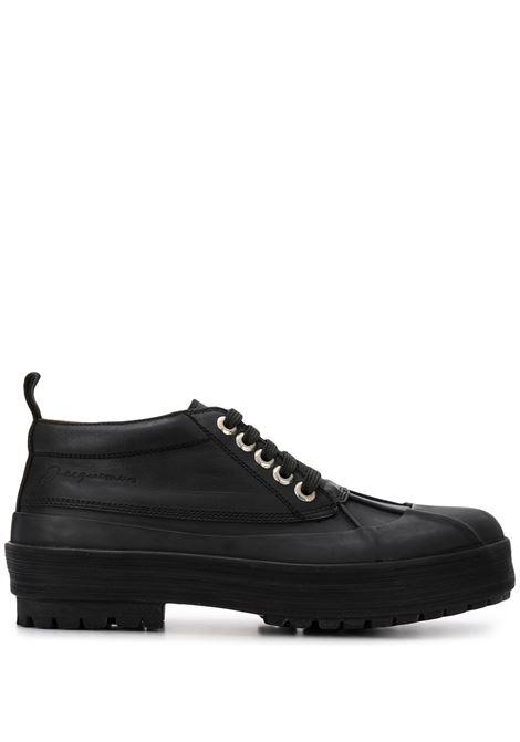 JACQUEMUS Boots JACQUEMUS   Sneakers   194FO1119474990BLK