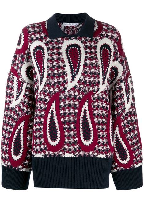 JW ANDERSON  JW ANDERSON | Sweaters | KW22919EYN0008450