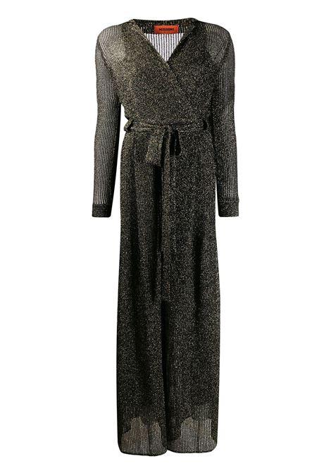 Metallic knit jumpsuit MISSONI | Jumpsuit | MDO00029BR007DS70AP