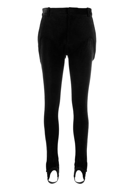 Hybrid stirrup trousers Y/PROJECT | Trousers | 211skBLK