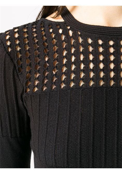 Crochet-panel jumper 3.1 PHILLIP LIM | P2027615LSNBA001