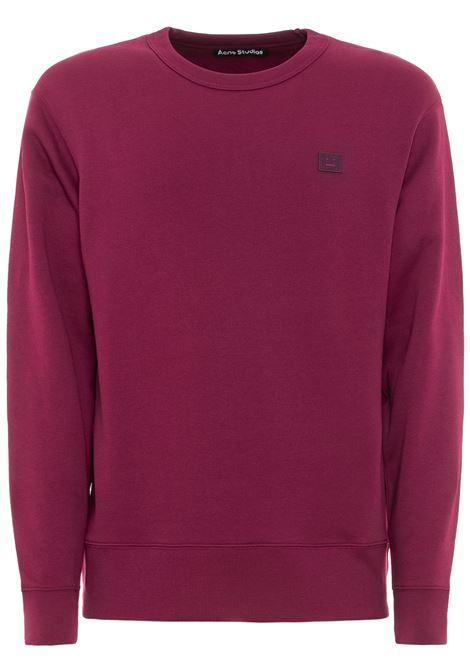 Fairview face Sweatshirt ACNE STUDIOS | Sweatshirts | 2HL173ACS
