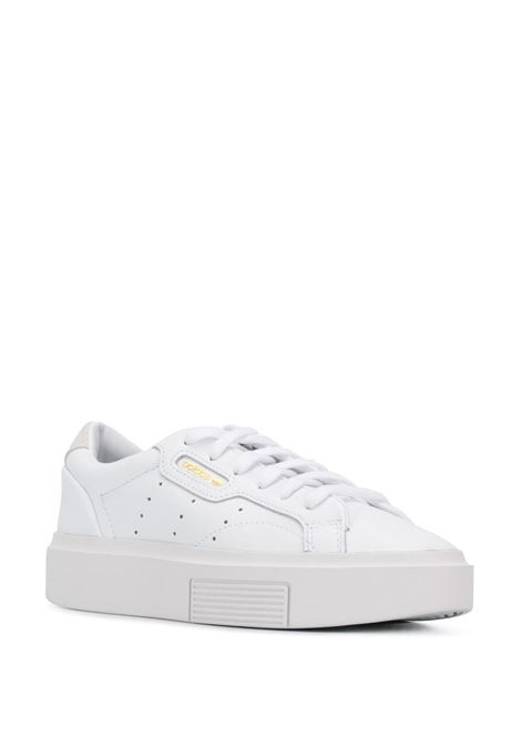 Sneakers with logo ADIDAS | EF8858WHT