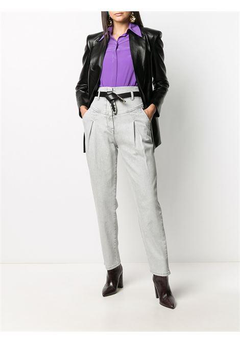 Jeans a vita alta Donna ALBERTA FERRETTI   A03226679485