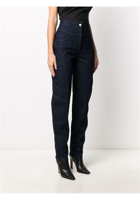 Jeans dritti a vita alta Donna ALBERTA FERRETTI | V03235178290