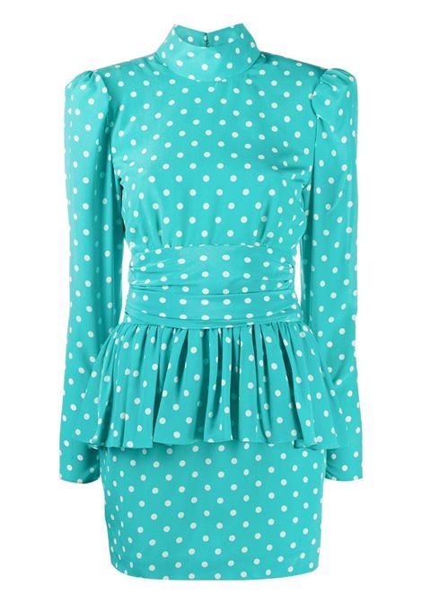 Polka-dot print dress ALESSANDRA RICH | Dresses | FAB2327F29231746