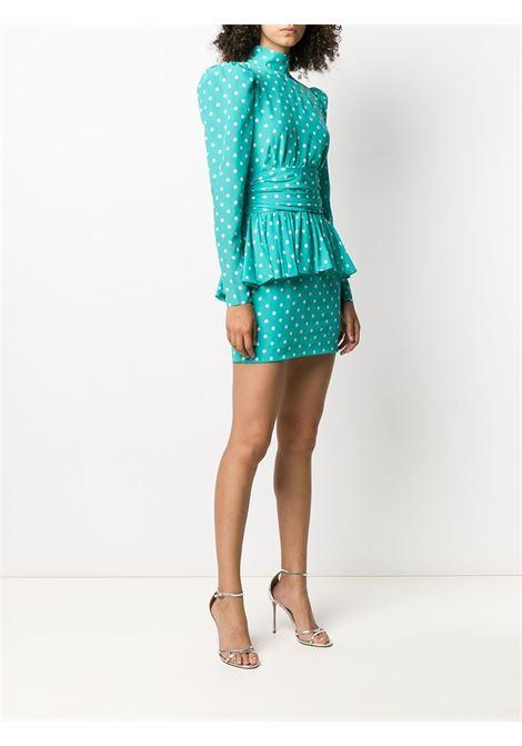 Polka-dot print dress ALESSANDRA RICH   FAB2327F29231746