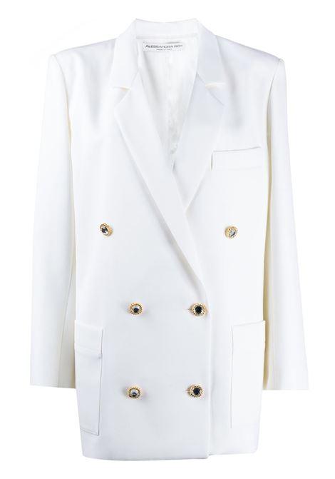Double-breasted blazer ALESSANDRA RICH | Blazers | FAB2329F2333822