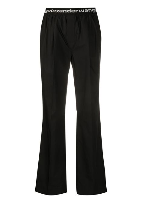 Wide leg trousers ALEXANDER WANG | Trousers | 4WC2204047001