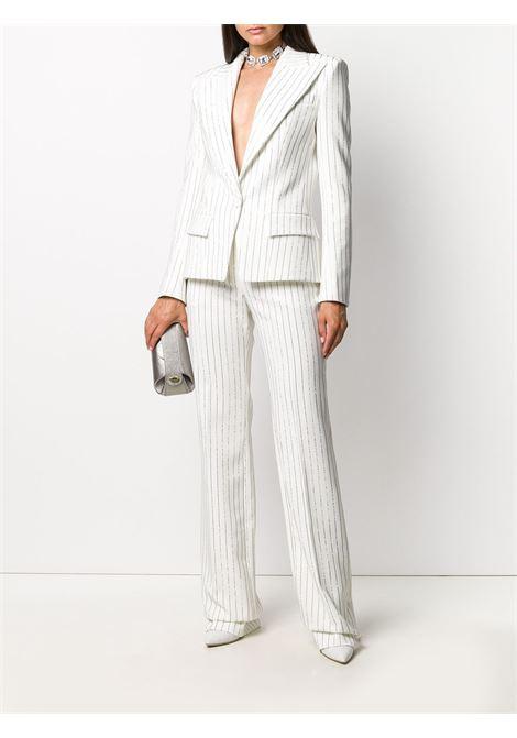 Pinestripe blazer ALEXANDRE VAUTHIER | 204JA1253B1150B204OFFWHT