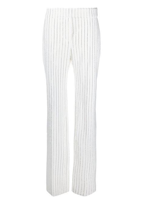 Pantaloni Gessati ALEXANDRE VAUTHIER | Pantaloni | 204PA1251B1150B204OFFWHT