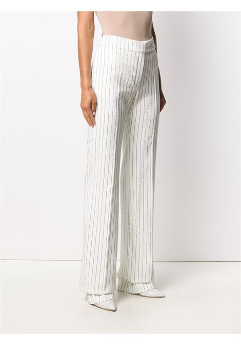 Pinstripe trousers ALEXANDRE VAUTHIER | 204PA1251B1150B204OFFWHT