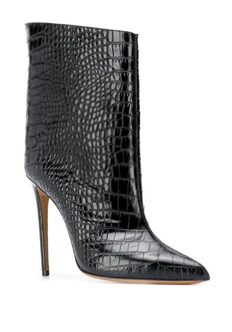 Embossed stiletto boots ALEXANDRE VAUTHIER | ALEXLOW110XBLK