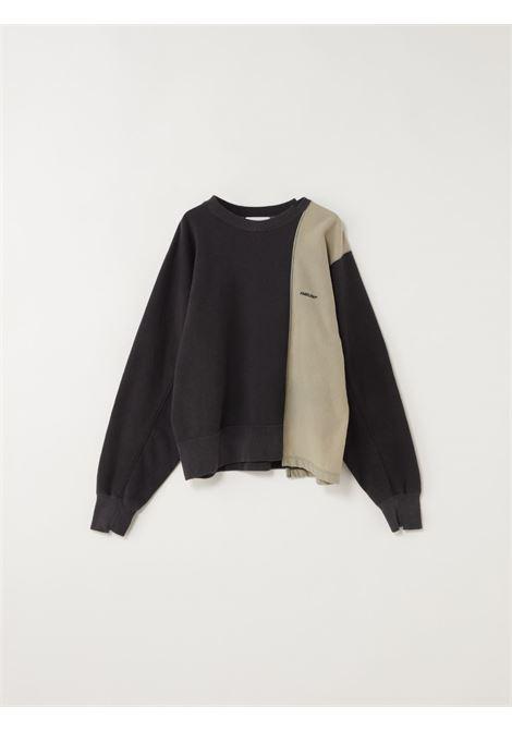 Logo mix sweatshirt AMBUSH | BMBA003F20FAB0011000