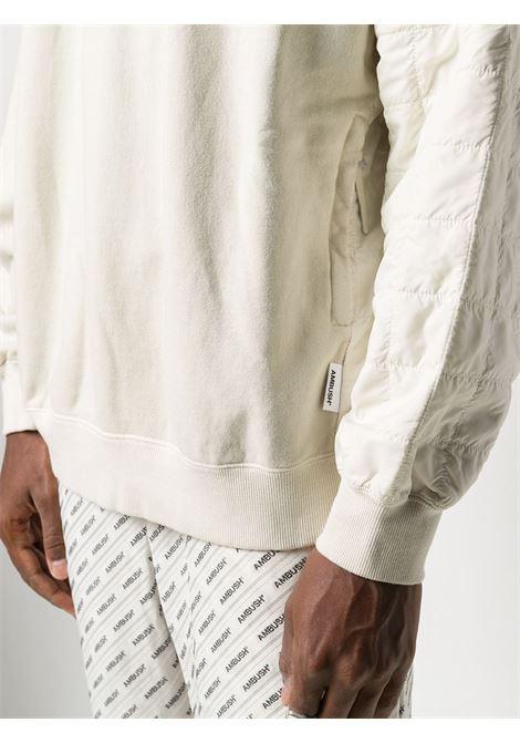 Quilted sweatshirt AMBUSH | BMBA004F20FAB0010100