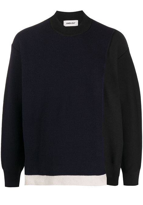 Overlap jumper AMBUSH | Sweaters | BMHE001F20KNI0011046