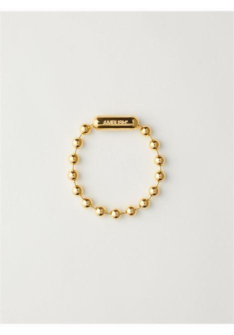 Ball chain bracelet AMBUSH | BMOA011F20MET0017600