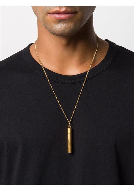 Case pendant necklace AMBUSH | BMOB021F20MET0027600