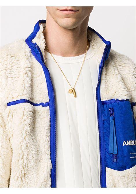 Pill charm necklace AMBUSH | BMOB024F20MET0017600