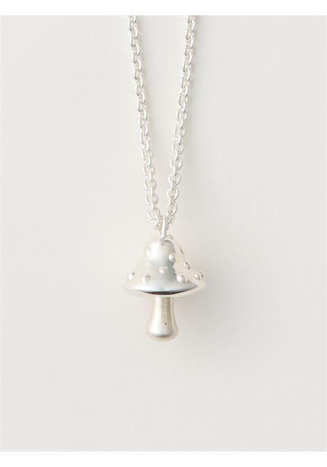 Collana con pendente fungo Uomo AMBUSH | BMOB025F20MET0017200