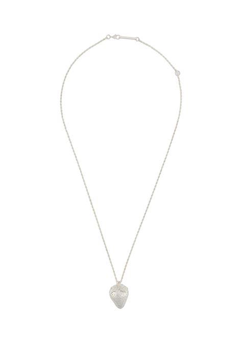 Strawberry-pendant necklace AMBUSH | Necklaces | BMOB026F20MET0017200
