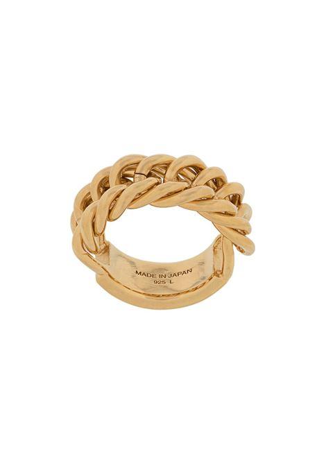 Chain-detail ring AMBUSH | Rings | BMOC001F20MET0017600