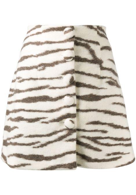 ANDAMANE ANDAMANE | Skirts | L02G5211214WHTGRY