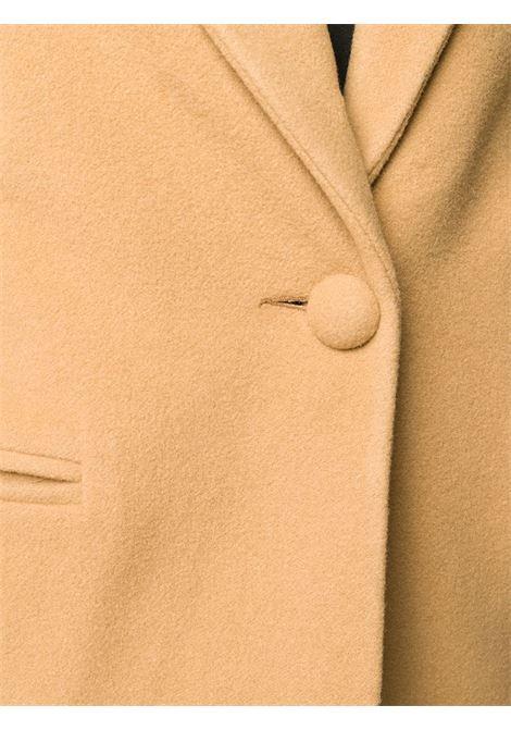 Blazer monopetto con spalline strutturate Donna THE ANDAMANE | L02J5321218BG