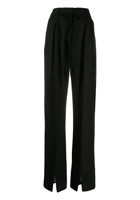 Wide-leg trousers ANN DEMEULEMEESTER | Trousers | 20021434170099