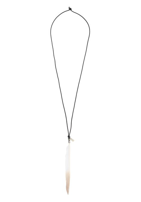 ANNE DEMEULEMEESTER ANN DEMEULEMEESTER | Necklaces | 20028628418002
