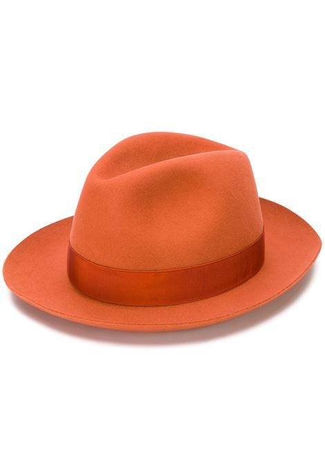 Curved hat BORSALINO | Hats | 2130243631