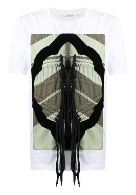 CRAIG GREEN CRAIG GREEN | T-shirt | CGAW20MJETSS01OLV