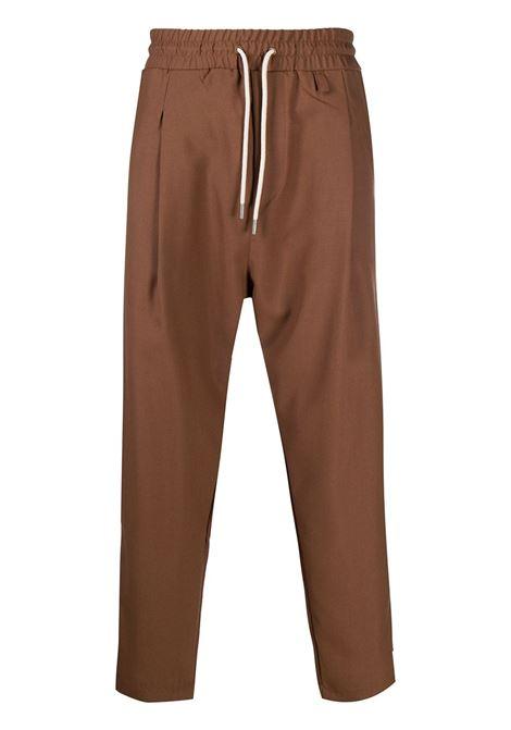 Pantaloni crop con coulisse DRÔLE DE MONSIEUR | Pantaloni | FW20BP004BN