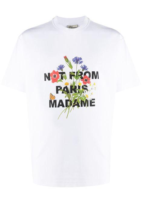 DROLE DE MONSIEUR DRÔLE DE MONSIEUR | T-shirt | FW20TS006WT