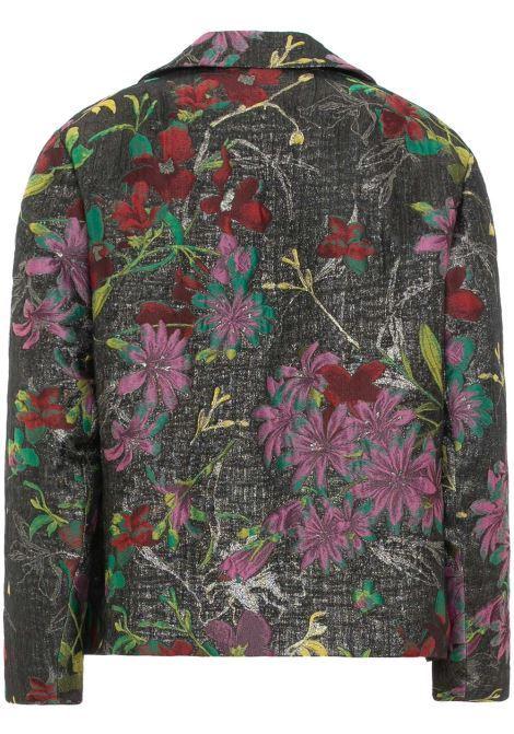 Jacquard jacket DRIES VAN NOTEN | 202102691337954