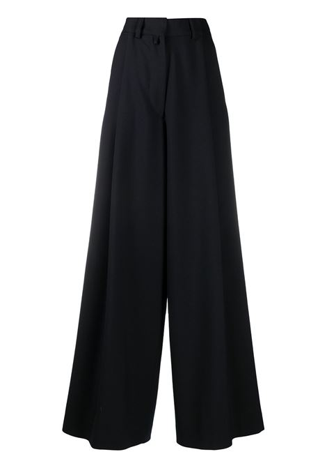 Wide leg trousers DRIES VAN NOTEN | Trousers | 202109401224900