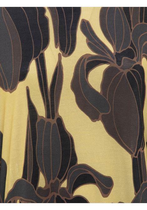 Floral print Dress DRIES VAN NOTEN | 202111051614202