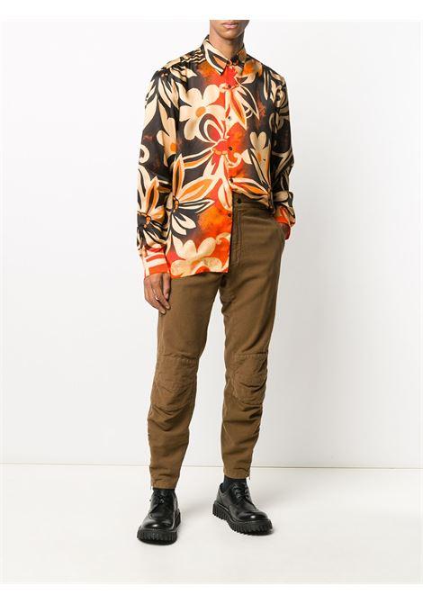 Elasticated trousers DRIES VAN NOTEN | 202209301284104