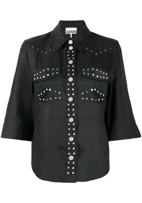 GANNI GANNI | Camicie | F4734252