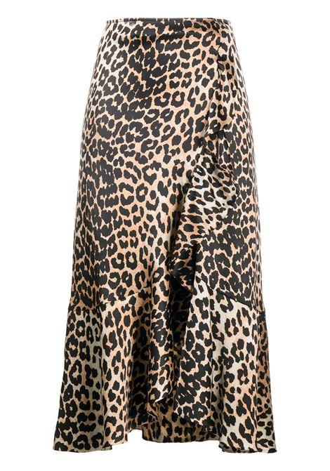 GANNI GANNI | Skirts | F4998943