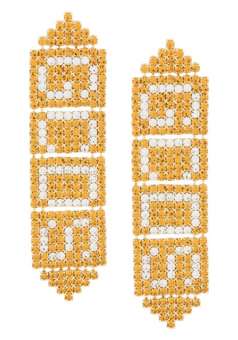 GCDS GCDS | Earrings | FW21W01013616