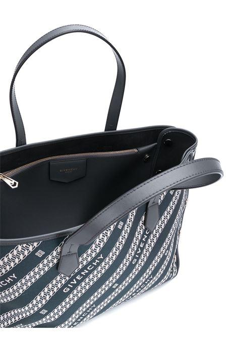 Medium Bond printed handbag GIVENCHY | BB50AVB0S0404