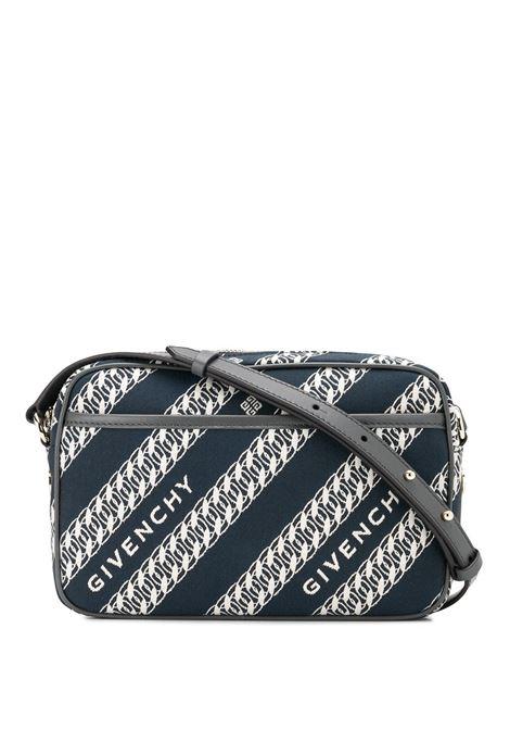 Chain print cross-body bag GIVENCHY | BB50F6B0U0404