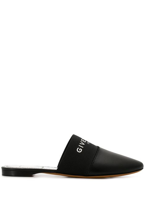 Givenchy mules bedford donna black GIVENCHY | Mules | BE2002E01H001