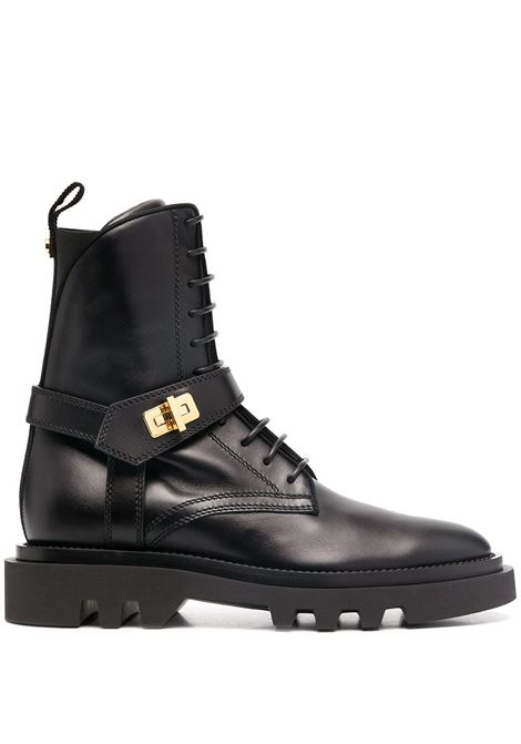 Eden ranger boots GIVENCHY | Ankle-Boots | BE602FE0X2001