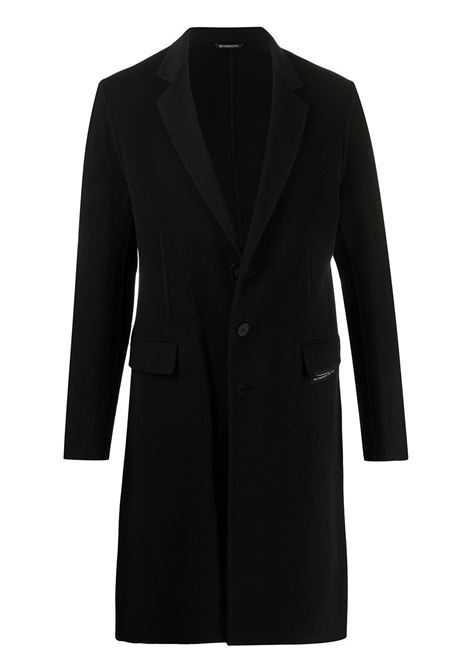 Single-breasted coat GIVENCHY | Outerwear | BMC04912ZE001