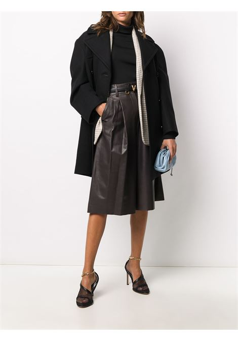 Wool double-breasted coat GIVENCHY | BW009W12XX001