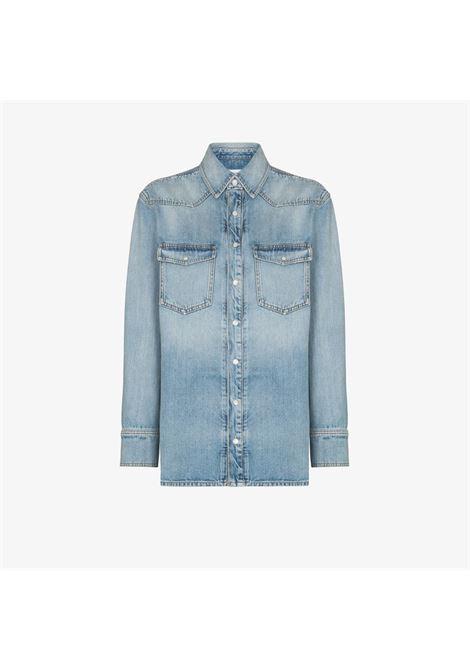 Denim shirt GIVENCHY | BW60QM50JU452