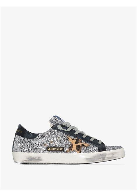 Sneakers superstar glitter GOLDEN GOOSE   GWF00101F00012970124