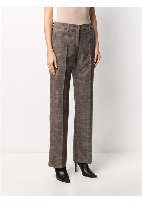 Pantaloni con pieghe Donna HEBE STUDIO | H202LVPNGLLBGL